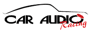 Logo car audio racing