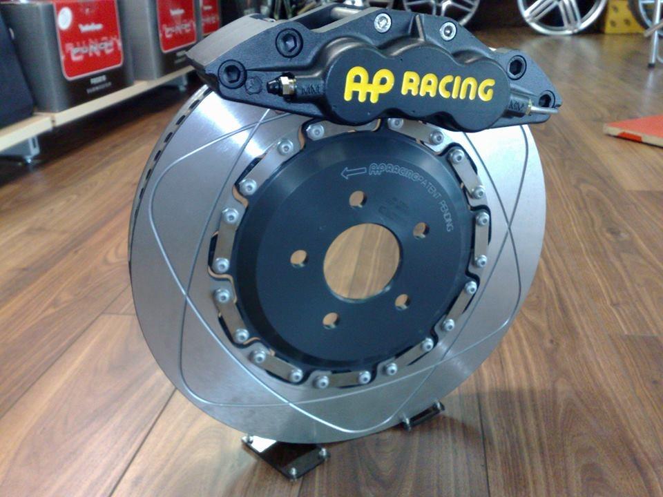 kit gros frein AP Racing BMW M3 E92
