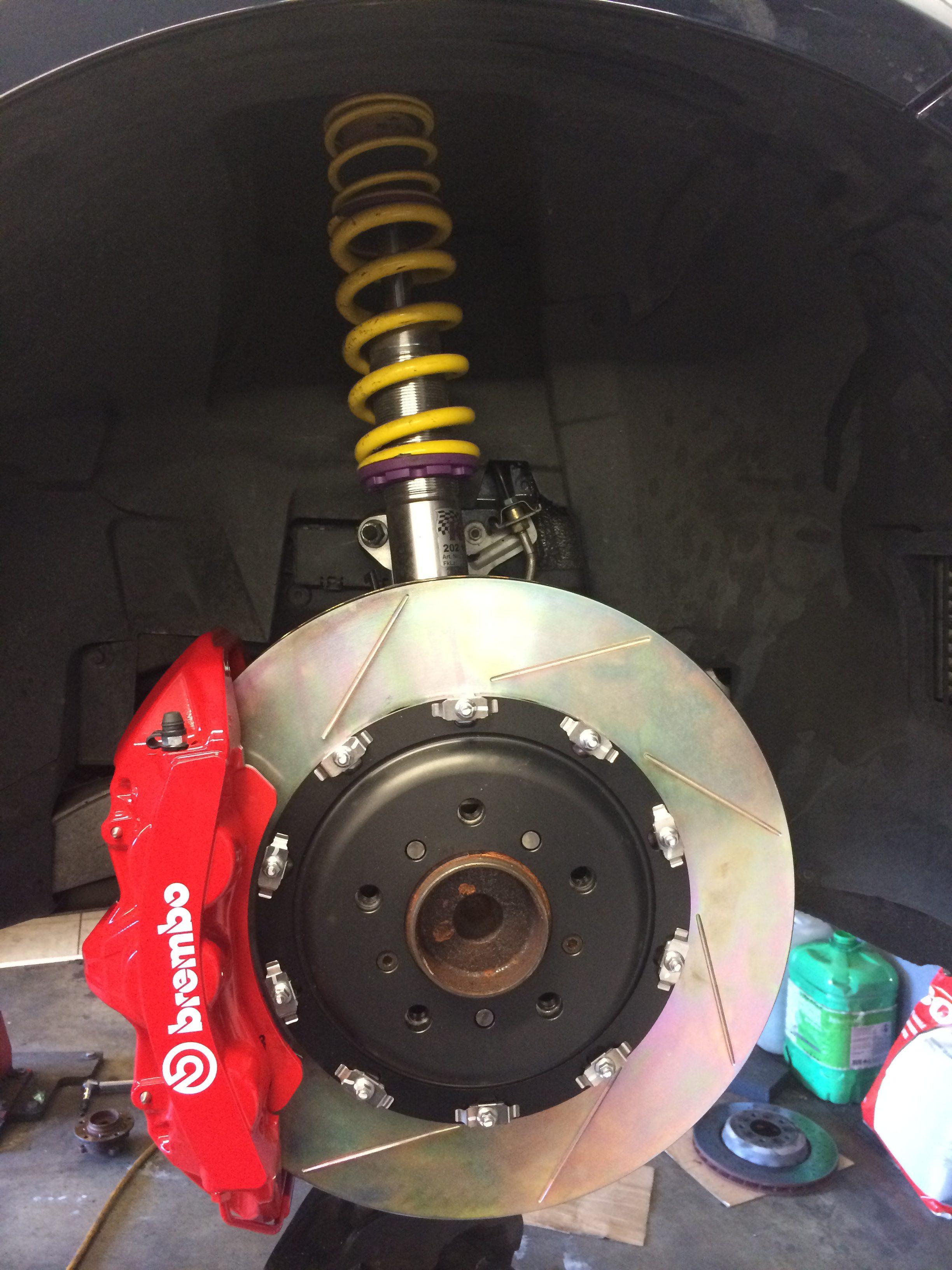 Kit gros frein Brembo M3 E92