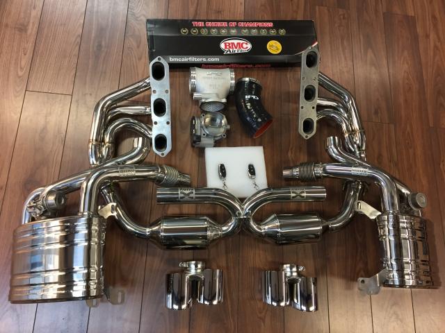 upgrade moteur porsche 997 3.6L